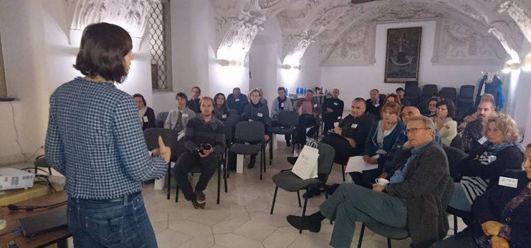 V piaristickom kláštore v Trenčíne sa zišlo viac než 30 kresťanských koučov