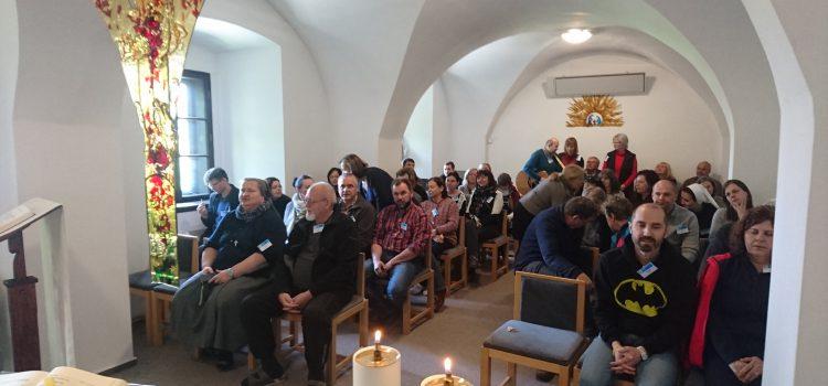 Tajomstvá, krst, či rabínska literatúra (Ako bolo na prvom duchovnom seminári koučov)