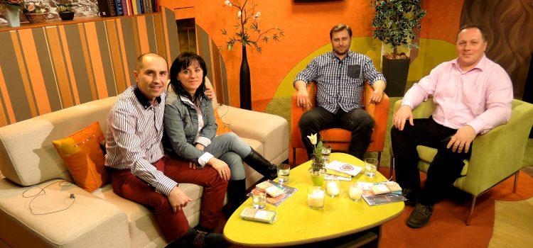 Baginovci v TV LUX