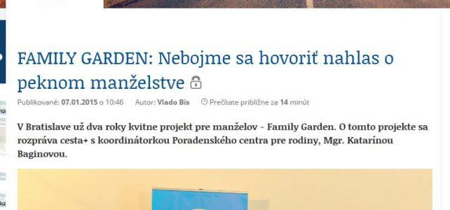 Family Garden v Cesta+