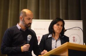 Katka a Kamil Bagínovci