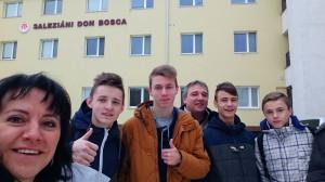 Dobro sa šíri ďalej… Z Ružinova k sirotám do Ľvova