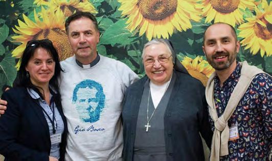 Dní spirituality saleziánskej rodiny v Ríme